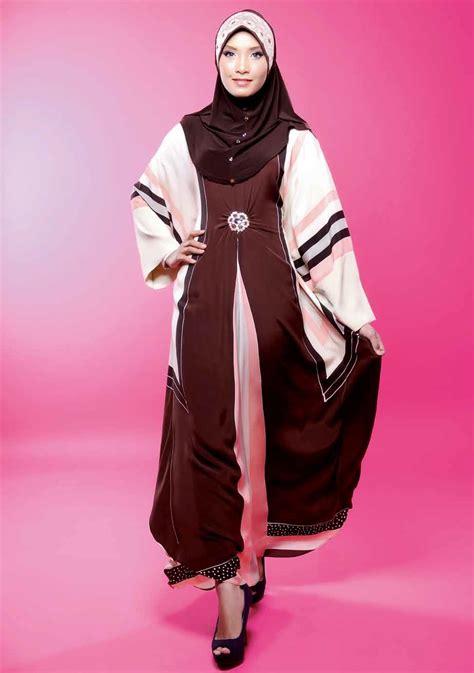 Dress Cut Batik Daun Nirwana Cewek Cantik butik elhumaira el humaira dalam majalah keluarga julai 2012