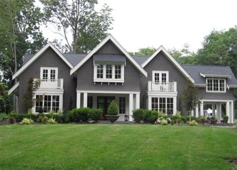 dark grey siding houses dark gray siding with white trim quotes