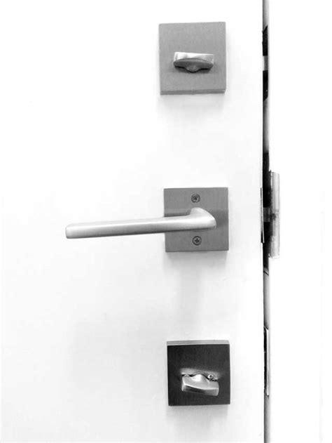 Exterior Door Hardware Modern Modern Front Door Hardware Contemporary Entry Door Hardware By Rocky Mountain Hardware