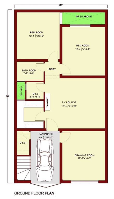 3d home design 5 marla 5 marla house floor plan 3d house and home design