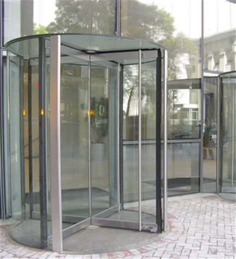Revolving Glass Door 2500 3500 All Glass Manual Revolver 888 301 5407 Access Technologies