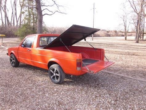volkswagen rabbit truck custom 1982 volkswagen rabbit truck for sale