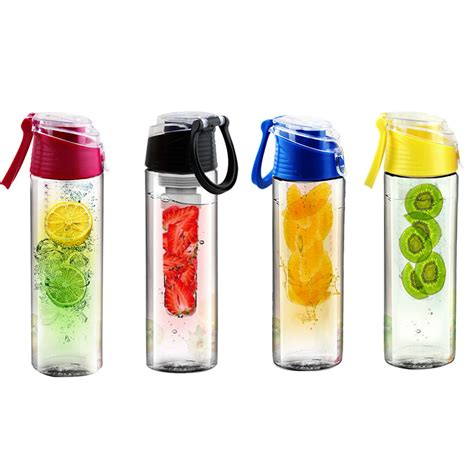Dijual Sporty Infused Water Bottle sport fruit infuser detox water bottle buy unique gifts and products in india