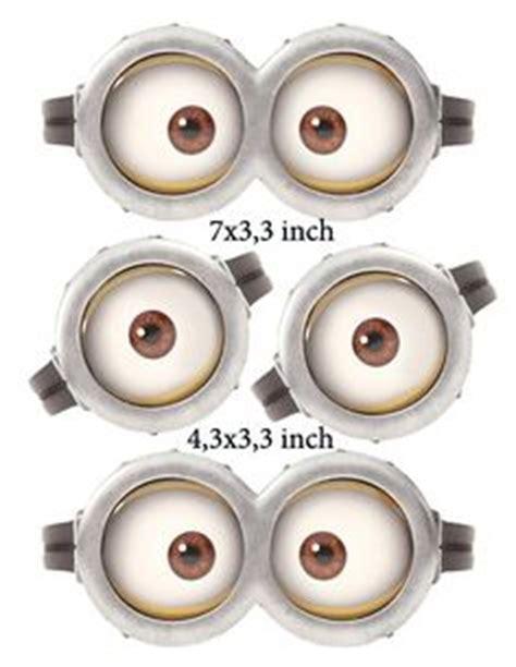 large printable minion eyes pics for gt printable minion eyes