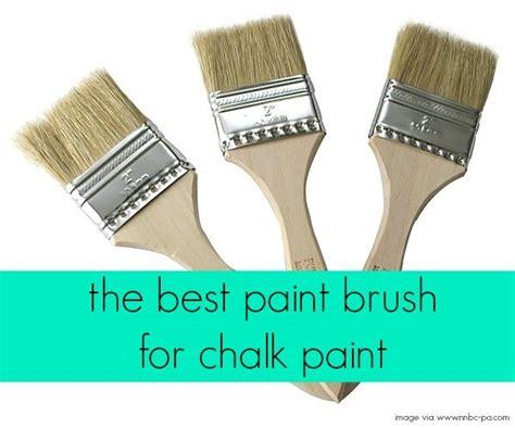 chalk paint brush the best paint brush for chalk paint diy boards