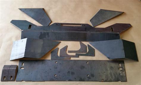 jeep fabrication parts 1987 2006 jeep wrangler yj tj diy kit gg custom metal fab
