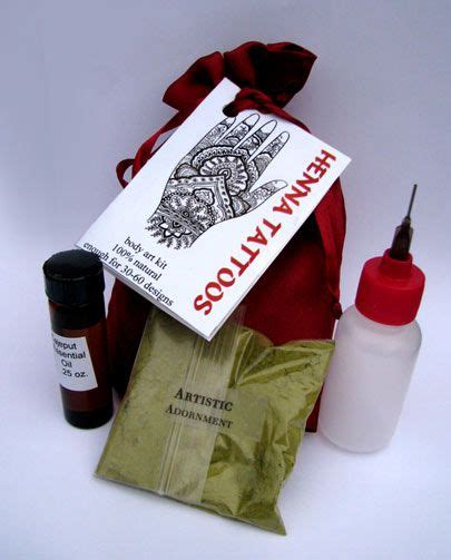 henna tattoo powder 1000 ideas about henna kit on