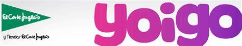 centros el corte ingl s yoigo comercializar 225 sus productos en centros el corte