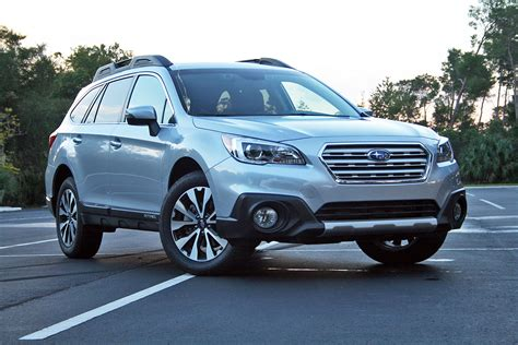 Subaru Outback 3 6r Limited Review 2016 subaru outback 3 6r limited driven review top speed