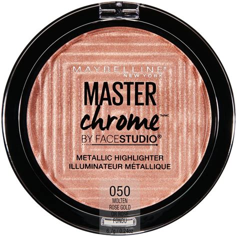 Maybelline Master Chrome maybelline launches gold and holographic highlighters
