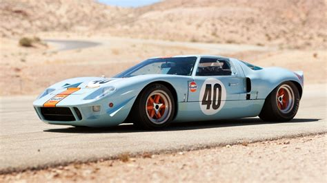 gulf gt40 ford gt40 wallpapers wallpaper cave