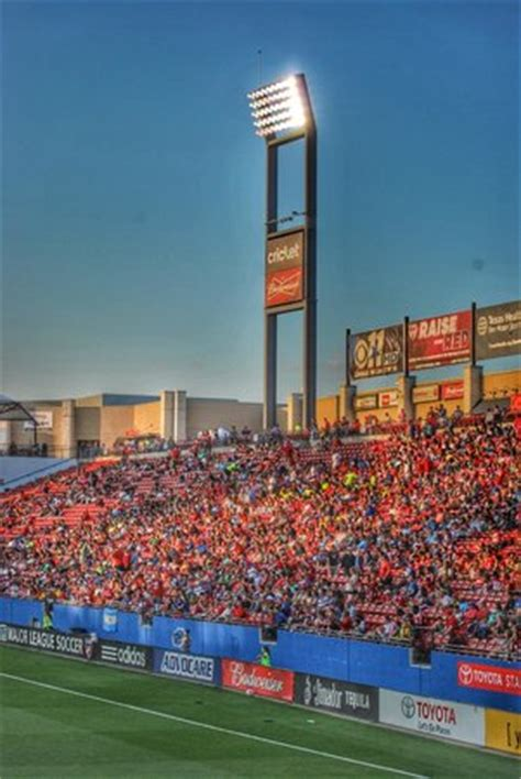 Hotels Near Toyota Stadium Frisco Tx Toyota Stadium Picture Of Fc Dallas Stadium Frisco