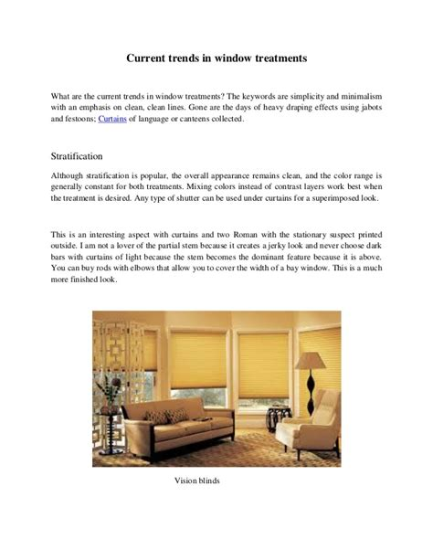 trends in window treatments current trends in window treatments