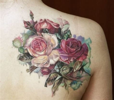 tattoo back spring floral art fashion archives flowers for everyone