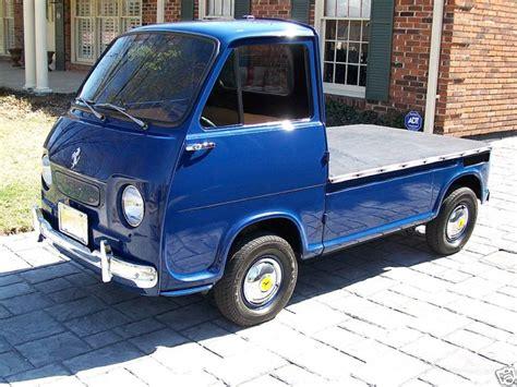 subaru 360 truck a themed subaru 360 truck