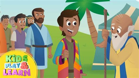 The Brothers A Story joseph the dreamer bible story for children