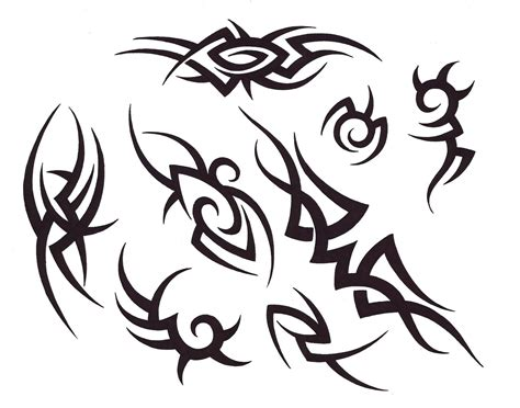 new style tribal tattoo designs 2013 tribal design