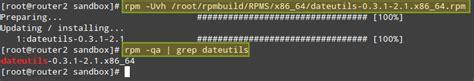 rpmbuild 8 build rpm package linux man page suresh kumar pakalapati s linux administration 08 29 15