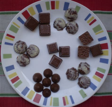 Handmade Candies - my chocolate class on tv escapades