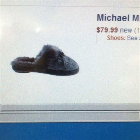 michael kors house slippers michael kors authentic michael kors house slippers from laeisha s closet on poshmark