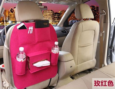 Promo 283 Car Seat Organizer Tas Mobil Multifungsi Dipsang Di Belkang jual multifunction car seat organizer tas belakang jok