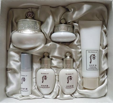 The History Of Whoo Seol Whitening Intensive 1 the history of whoo just lovely skincare