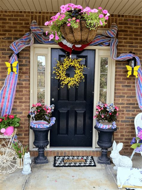 great tips    decorate  small front porch