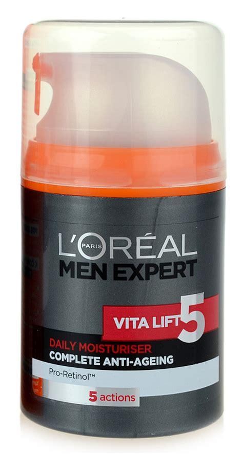 l oreal expert vita lift 5 complete anti ageing daily moisturizer 50ml price comparison como escolher um creme para homens fapex pt