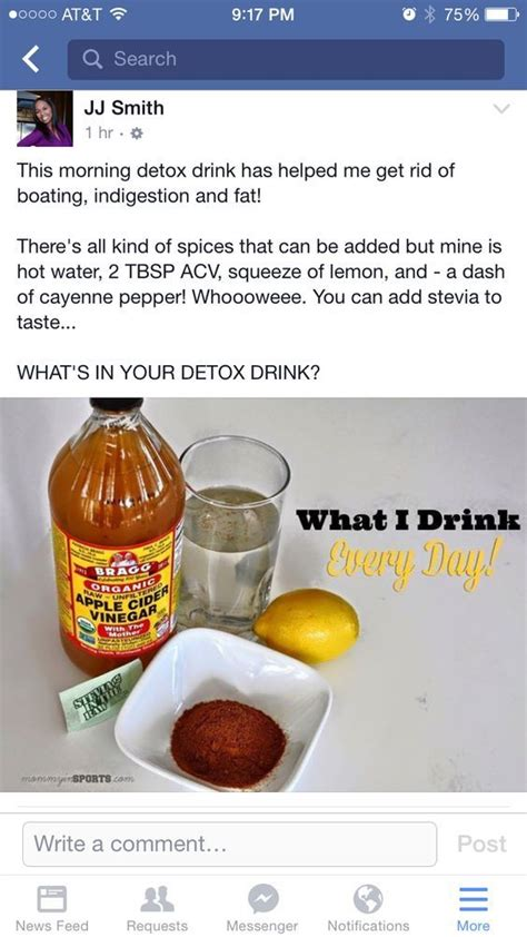 Acv Detox Cleanse by Femme Fitale Fit Club 174 Blog5 Tips To Get Results With The