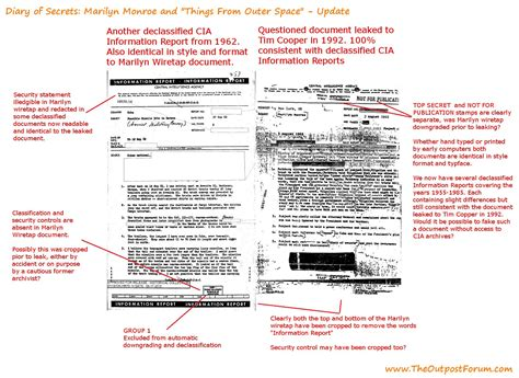 Cia Documents more cia documents confirm validity of leaked jfk