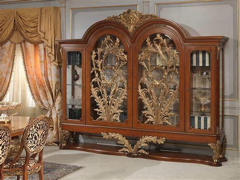 dining room louis xvi versailles vimercati classic furniture versailles glass showcase in louis xvi style vimercati