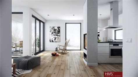 hoang minh nordic style living with windowed walls nordic interior design