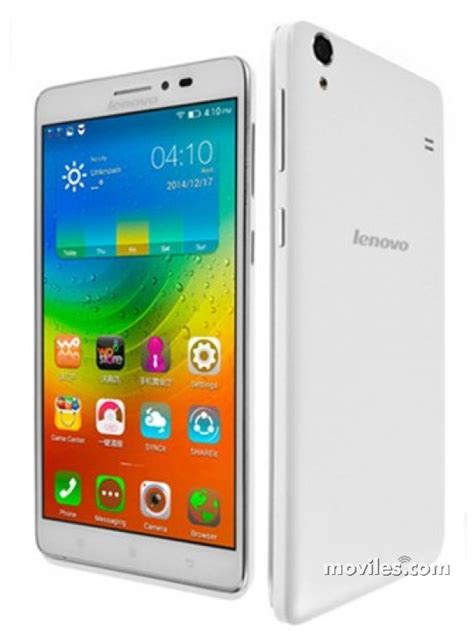 Lenovo Note 8 lenovo golden warrior note 8 moviles