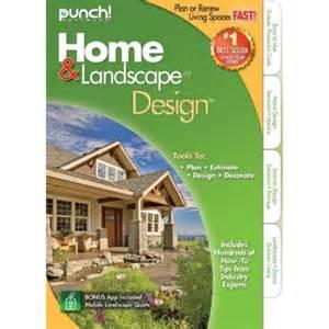 home design software walmart punch home landscape design version 17 walmart com