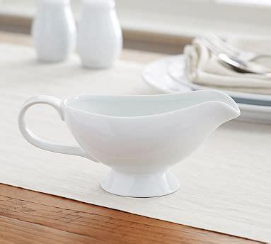 gravy boat b m great white gravy boat pottery barn