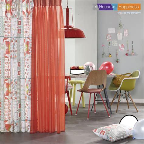 gekleurde glasgordijnen gordijnen inbetweens vitrage vloerengalerie