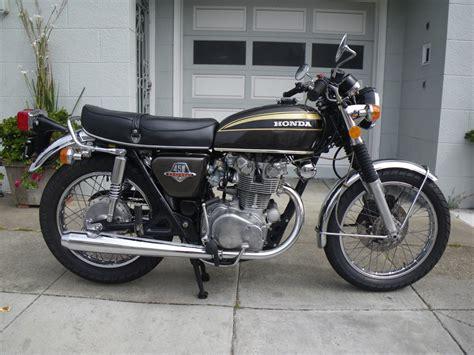 honda cb 450 1973 honda cb450 martycycles