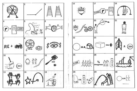 Rebus Puzzles Worksheets by Danny Rebus Puzzle On Common Phrases