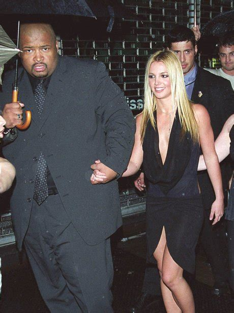 Britneys Security Pulls Gun On Photographer Is Wired The Entertainment by Bodyguard Looks Like He Could Literally