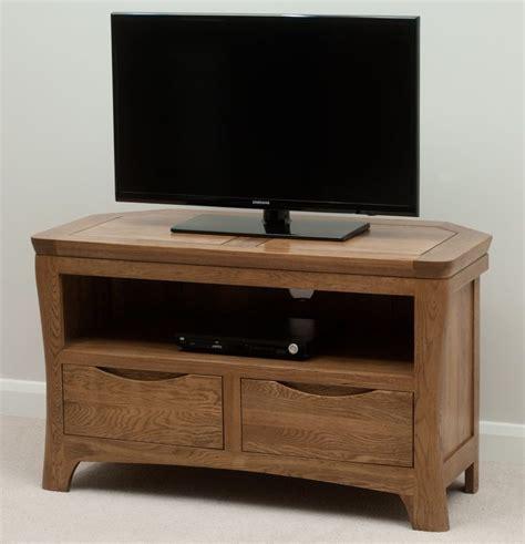 orrick rustic oak tv cabinet orrick rustic solid oak corner tv cabinet tv stands