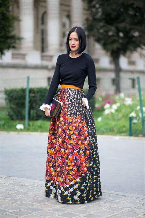 how to wear maxi skirts 26 fashion cinefog