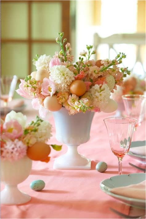 table arrangement top 10 enchanting easter centerpieces top inspired