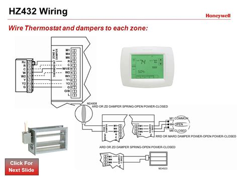honeywell vision pro 8000 thermostat wiring diagram