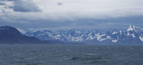 fjord greenland kangerlussuaq fjord