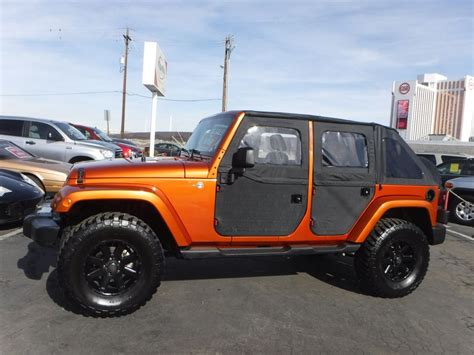 2011 Jeep For Sale 2011 Jeep Wrangler Unlimited For Sale By Owner At