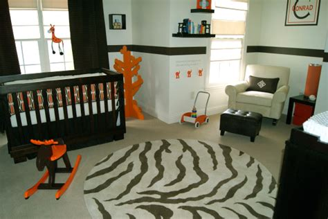 Brown And Orange Crib Bedding Brown And Orange Crib Bedding Orange Brown And Grey Chevron Crib Bedding Orange In The Nursery