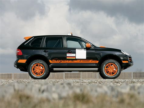 lifted porsche porsche competes with improved cayenne s transsyberia