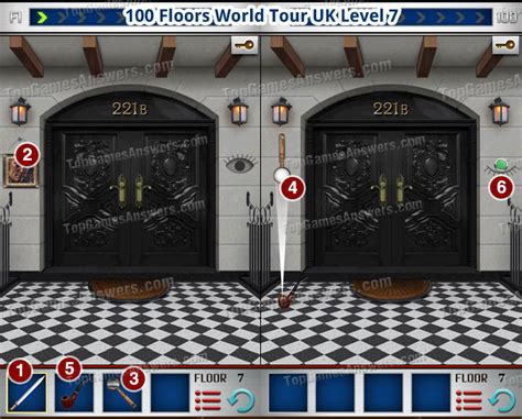 100 floors world tour level 6 100 floors world tour all level walkthrough top