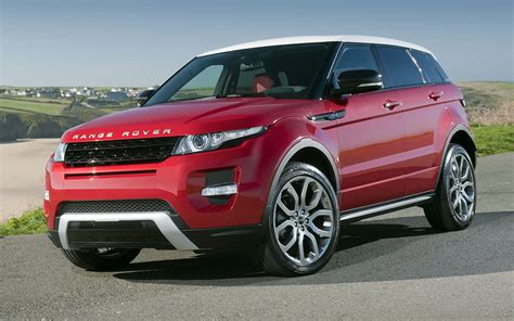 red land rover land rover range rover evoque price modifications