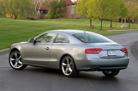 2010 Audi A5 Coupe by Review 2010 Audi A5 Is A Personal Luxury Coupe For The